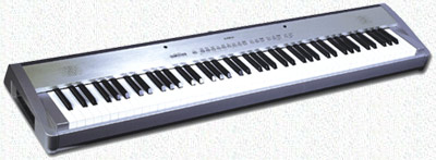 Kawai ESX 88 weighted keys, portable digital piano review